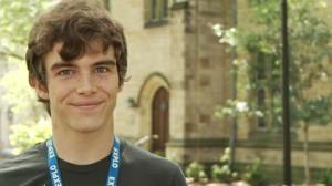 A student at Yale University
